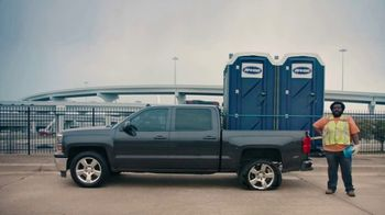 Big O Tires TV Spot, 'Porta Potty: Buy Three Get One Free' - Thumbnail 6