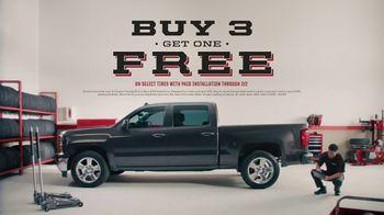 Big O Tires TV Spot, 'Porta Potty: Buy Three Get One Free' - Thumbnail 9