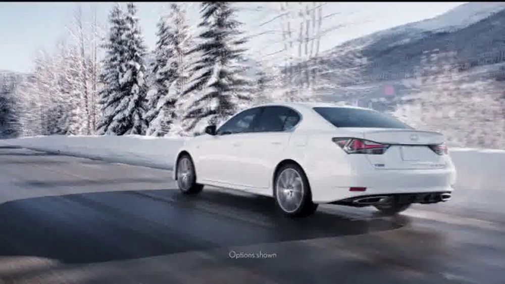 Lexus TV Commercial, 'Snow Play' Song by Denny Wright [T1]