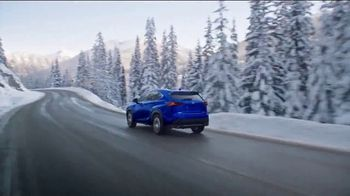 Lexus TV Spot, 'Snow Play' Song by Denny Wright [T1] - Thumbnail 9