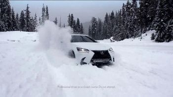 Lexus TV Spot, 'Snow Play' Song by Denny Wright [T1] - Thumbnail 3