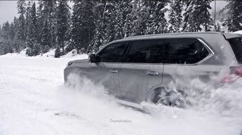 Lexus TV Spot, 'Snow Play' Song by Denny Wright [T1] - Thumbnail 5