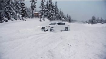 Lexus TV Spot, 'Snow Play' Song by Denny Wright [T1] - Thumbnail 7