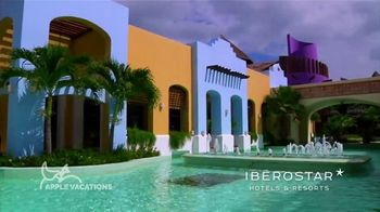 Apple Vacations Great Winter Event TV Spot, 'Clear Your Schedule: Iberostar Hotels & Resorts'