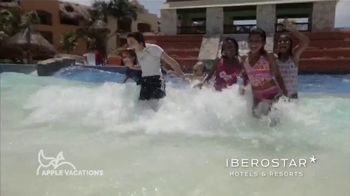 Apple Vacations Great Winter Event TV Spot, 'Clear Your Schedule: Iberostar Hotels & Resorts' - Thumbnail 6