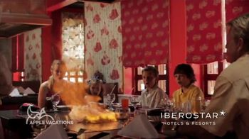 Apple Vacations Great Winter Event TV Spot, 'Clear Your Schedule: Iberostar Hotels & Resorts' - Thumbnail 7