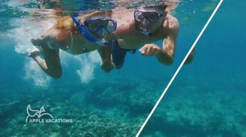 Apple Vacations Great Winter Event TV Spot, 'Clear Your Schedule: Iberostar Hotels & Resorts' - Thumbnail 8