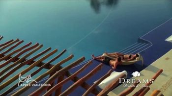 Apple Vacations Great Winter Event TV Spot, 'Clear Your Schedule: Dreams Resorts & Spas'