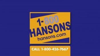 1-800-HANSONS Winter Blowout Sale TV Spot, 'Warm Up Your Home' - Thumbnail 8