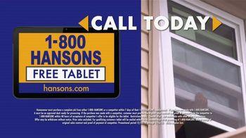 1-800-HANSONS Winter Blowout Sale TV Spot, 'Warm Up Your Home' - Thumbnail 7