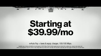 Fios by Verizon TV Spot, 'Mix and Match: Internet at $39, Pre-Paid Cards and Disney+' - Thumbnail 4