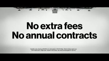 Fios by Verizon TV Spot, 'Mix and Match: Internet at $39, Pre-Paid Cards and Disney+' - Thumbnail 9