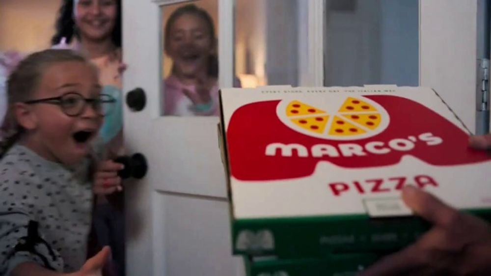Marco's Pizza TV Commercial, 'Eat Your Heart Out'