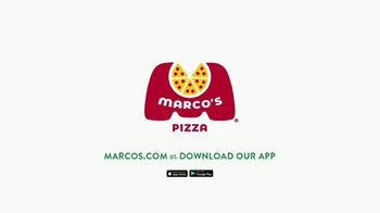 Marco's Pizza TV Spot, 'Eat Your Heart Out' - Thumbnail 8