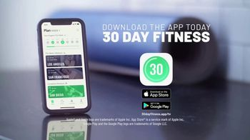 30 Day Fitness TV Spot, 'No Equipment Needed' - Thumbnail 10