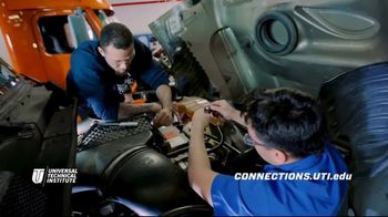 Universal Technical Institute Open House Event TV Spot, 'Drive Your Career'
