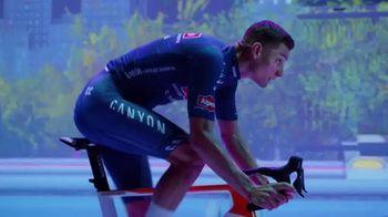 Zwift TV Spot, 'Chase' Featuring Mathieu van der Poel