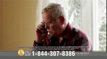 U.S. Money Reserve TV Spot, 'Crane Operator' - Thumbnail 8