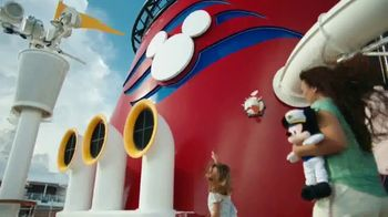 Disney Cruise Line TV Spot, 'Alex and Bryton Look for Mickey Mouse'