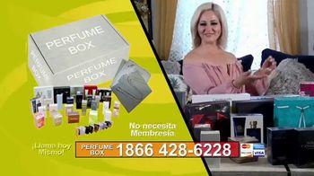 El Club Internacional del Perfume TV Spot, 'Perfume Box: llamanos ya' [Spanish]
