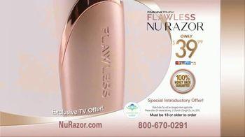 Finishing Touch Nu Razor TV Spot, 'Never Miss a Hair' - Thumbnail 4