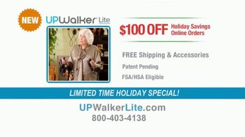 UPWalker Holiday Savings TV Spot, 'Online Orders' - Thumbnail 10