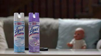 Lysol Disinfectant Spray TV Spot, 'Picardia' [Spanish] - Thumbnail 9