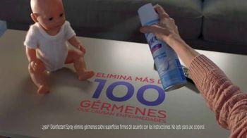 Lysol Disinfectant Spray TV Spot, 'Picardia' [Spanish] - Thumbnail 6