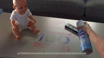 Lysol Disinfectant Spray TV Spot, 'Picardia' [Spanish] - Thumbnail 7