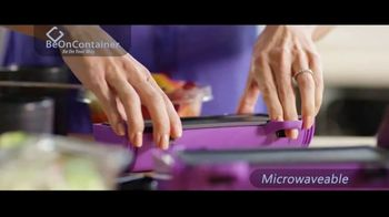 BeOn Container TV Spot, 'Smart Lunchbox'