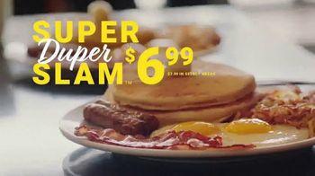 Denny's Super Duper Slam TV Spot, 'Super New Year' - Thumbnail 2