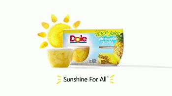 Dole Fruit Bowls TV Spot, 'Nutritional Value' - Thumbnail 10