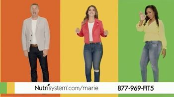 Nutrisystem Personal Plans TV Spot, 'Hear Their Stories' - 277 commercial airings