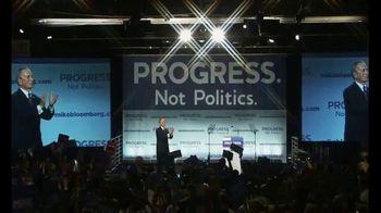 Mike Bloomberg 2020 TV Spot, 'Divididos' [Spanish]