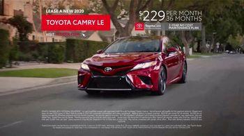 2020 Toyota Camry TV Spot, 'Morning Rush' Song by Grandtheft & Keys N Krates [T1] - Thumbnail 10