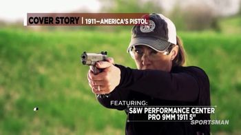 Smith & Wesson Performance Center TV Spot, 'Cover Story' - Thumbnail 9