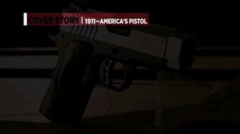 Smith & Wesson Performance Center TV Spot, 'Cover Story' - Thumbnail 2