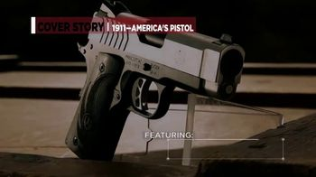 Smith & Wesson Performance Center TV Spot, 'Cover Story' - Thumbnail 3