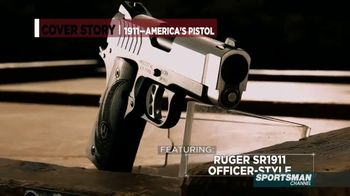 Smith & Wesson Performance Center TV Spot, 'Cover Story' - Thumbnail 4