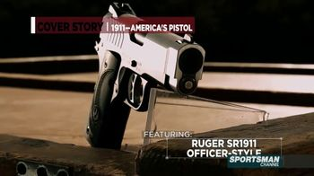 Smith & Wesson Performance Center TV Spot, 'Cover Story' - Thumbnail 5