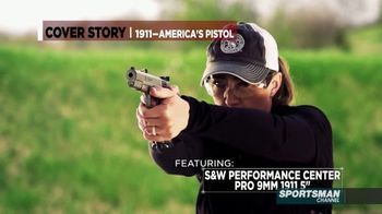 Smith & Wesson Performance Center TV Spot, 'Cover Story' - Thumbnail 6