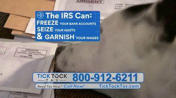 Tick Tock Tax TV Spot, 'Time Running Out' - Thumbnail 4
