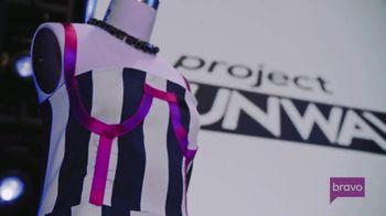 Novartis TV Spot, 'Project Runway: Sense of Style' Featuring Cyndi Lauper - Thumbnail 2