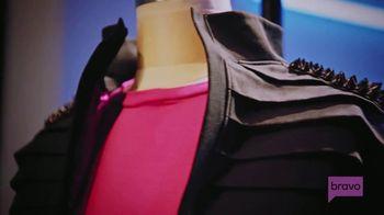 Novartis TV Spot, 'Project Runway: Sense of Style' Featuring Cyndi Lauper - Thumbnail 4