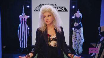 Novartis TV Spot, 'Project Runway: Sense of Style' Featuring Cyndi Lauper