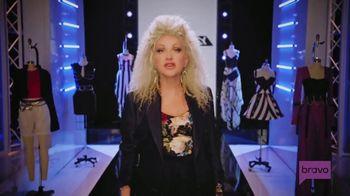 Novartis TV Spot, 'Project Runway: Sense of Style' Featuring Cyndi Lauper - Thumbnail 8