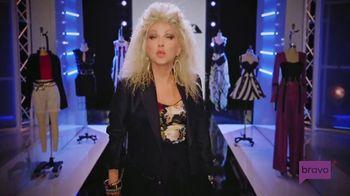 Novartis TV Spot, 'Project Runway: Sense of Style' Featuring Cyndi Lauper - Thumbnail 9