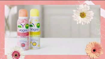 Vagisil Scentsitive Scents Dry Wash TV Spot, 'Spritz and Go, Girl' - Thumbnail 2