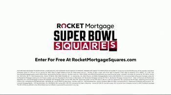 Rocket Mortgage Super Bowl Squares Sweepstakes TV Spot, 'Get Ready' - Thumbnail 7