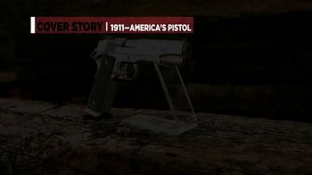 Smith & Wesson Performance Center TV Spot, 'Cover Story: Springfield TRP 1911' - Thumbnail 2